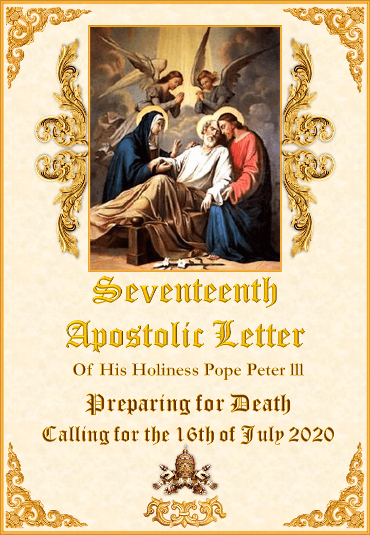 """<a href=""""/wp-content/uploads/2020/03/17th-Letter-Pope-Peter-III-English.pdf"""" title=""""Seventeenth Apostolic Letter of His Holiness Pope Peter III""""><i>Seventeenth Apostolic Letter of His Holiness Pope Peter III</i><br><br>Zobacz więcej</a>"""
